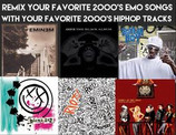 Remix your Favorite 00's Emo Songs with 00's Hip-Hop Generator!