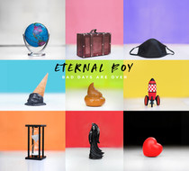 "ETERNAL BOY Releases ""Bad Days Are Over""! ALBUM REVIEW"