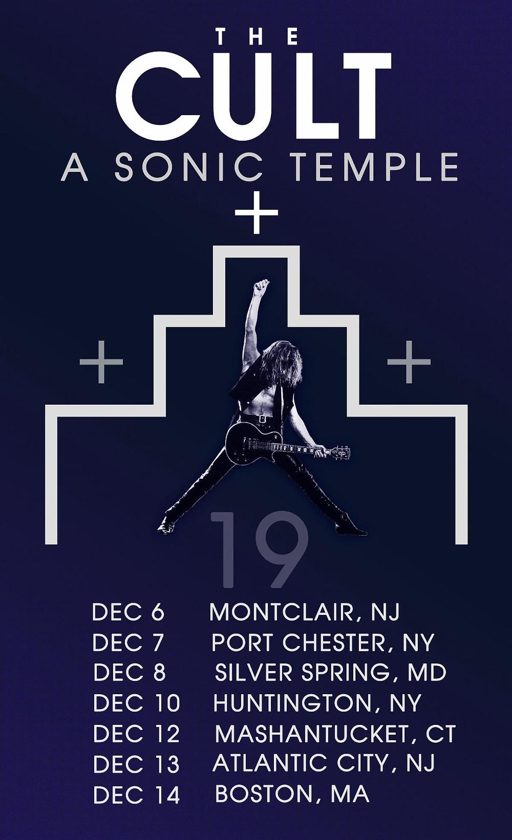 cult tour