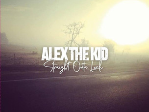 ALEX THE KID - Straight Outta Luck ALBUM REVIEW