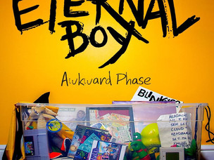 """Eternal Boy A Clean Slate and an """"Awkward Phase"""" ALBUM REVIEW"""