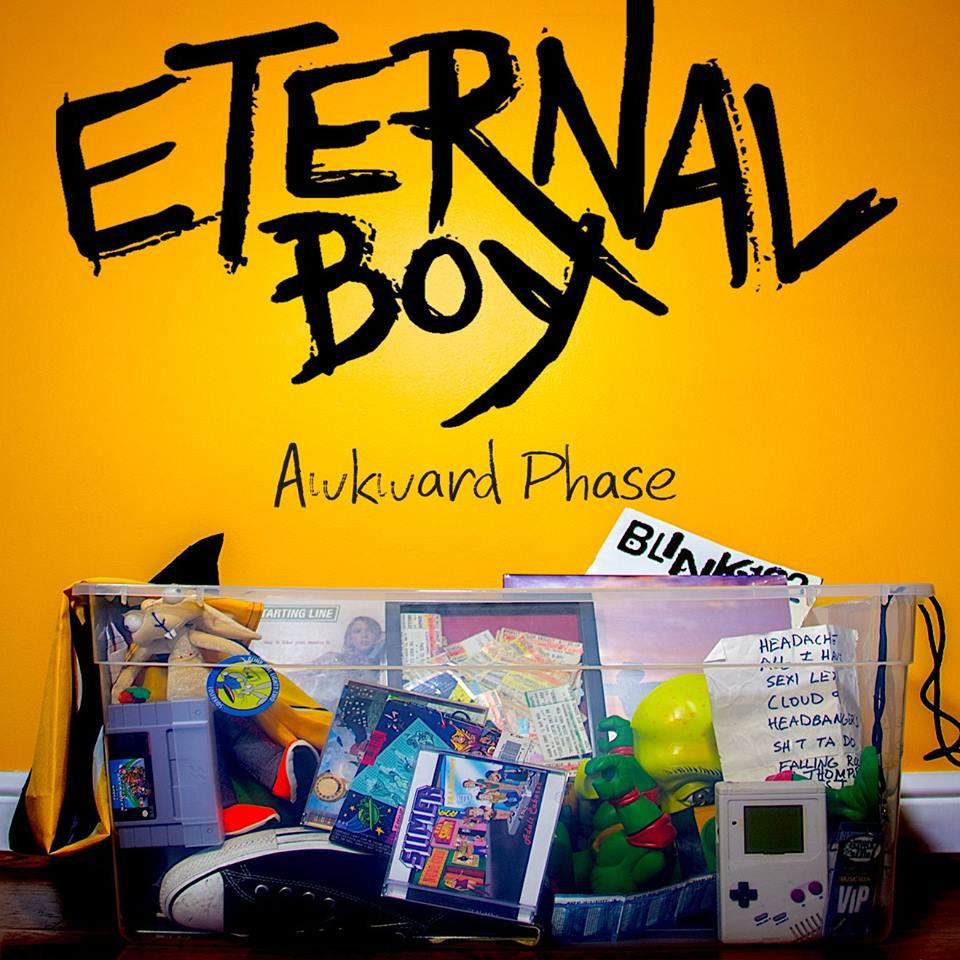 Eternal Boy Awkward Phase COVer