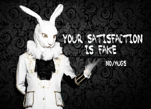 NO/HUGS - Your Satisfaction Is Fake SINGLE REVIEW