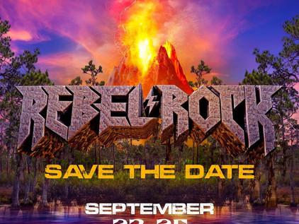 REBEL ROCK FEST Sets 2022 Festival Dates!