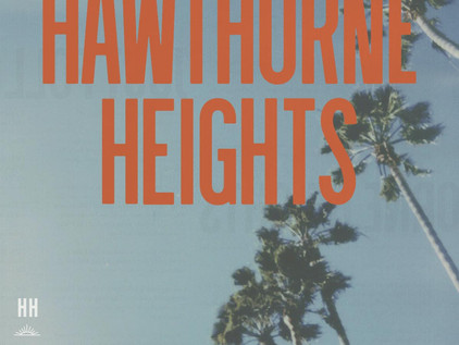 """HAWTHORNE HEIGHTS """"THE RAIN JUST FOLLOWS ME"""" ALBUM REVIEW"""