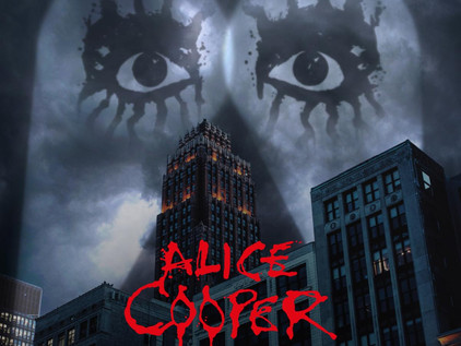 "Alice Cooper Releases New Single ""Social Debris"""
