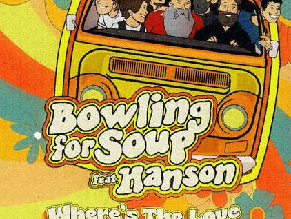 BOWLING FOR SOUP team up with HANSON for new single!