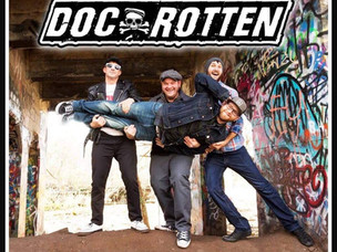 Doc Rotten - Sick and Suffering ALBUM REVIEW