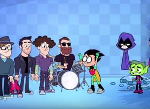 Musician Cameos in Cartoons