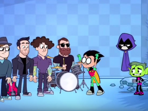 Musician Cameos in Cartoons
