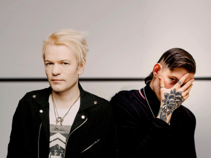 """Deryck Whibley of Sum 41 releases """"Catching Fire feat. nothing,nowhere."""""""