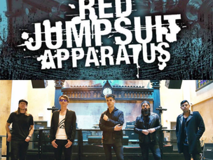 THE RED JUMPSUIT APPARATUS on US/UK tour with Alesana and SayWeCanFly