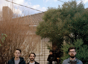 """MOUNT DEFIANCE - """"Hospital Gown"""" SINGLE REVIEW"""