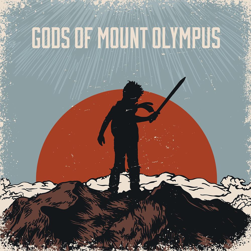 gods of mount olympus album