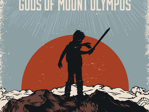 GODS OF MOUNT OLYMPUS - Brian Wahlstrom INTERVIEW