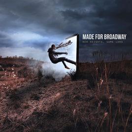 made for broadway album cover
