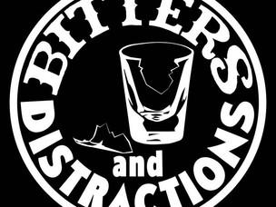 BITTERS & DISTRACTIONS - Black ALBUM REVIEW