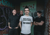ANTI-FLAG releases A DYING PLEA VOL 1