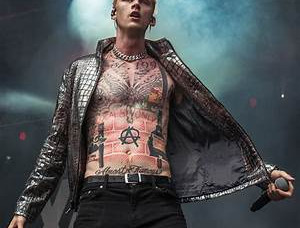 Machine Gun Kelly releases Acoustic Version of Bloody Valentine