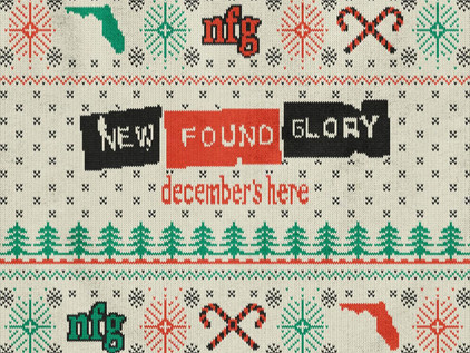 NEW FOUND GLORY Releases Holiday Song