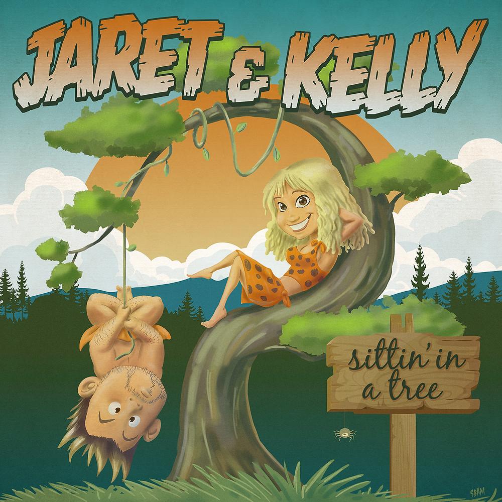 Jaret and Kelly
