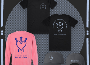 MOTION CITY SOUNDTRACK Releases Merch Inspired by New Single