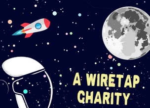 Wiretap Records' Latest Charity Compilation is out now on Bandcamp