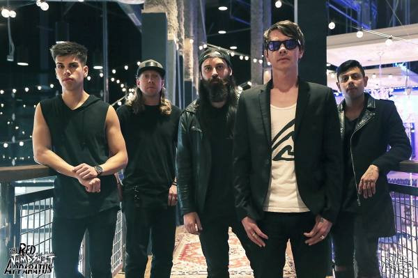 The Red Jumpsuit Apparatus 2018