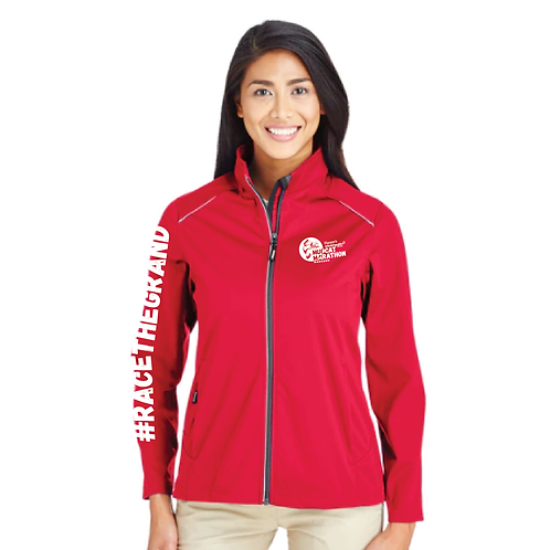 Ladies' #RaceTheGrand Mudcat Jacket