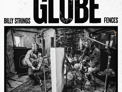 Fences & Billy Strings Collaborate On New Track 'Globe'