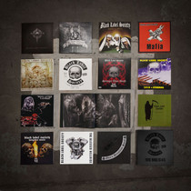 "BLACK LABEL SOCIETY RELEASE ""NONE MORE BLACK"" BOX SET!"