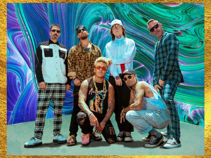 "Papa Roach Drops New Single/Video ""Kill The Noise"""