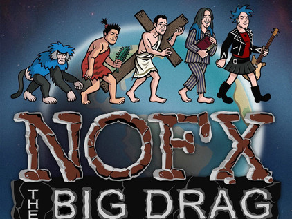 """NOFX SHARE NEW MUSIC VIDEO FOR """"THE BIG DRAG"""""""