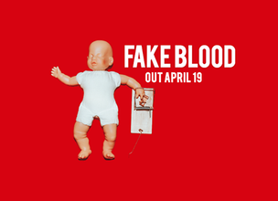 "HEART ATTACK MAN - ""Fake Blood"" SINGLE REVIEW"