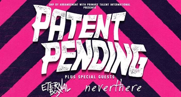 patent pending tour