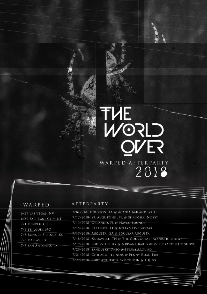 the world over tour