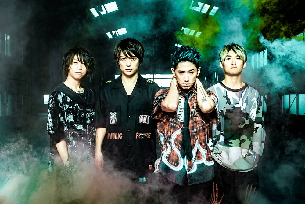 ONE OK ROCK GROUP