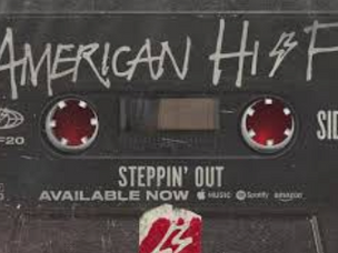 """American Hi-Fi Release Cover of Joe Jackson's """"Steppin' Out"""""""