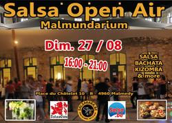 Salsa Open Air Malmedy