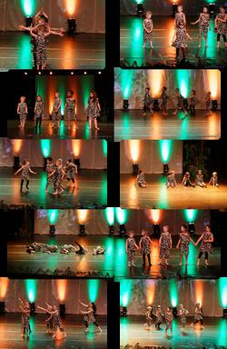 danse créative gala 2015 kara dance