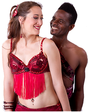 Karim, Rachel, salsa kara dance asbl