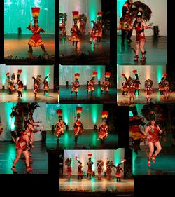 Santa Bolivia gala 2015 kara dance