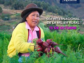 Día Internacional de La Mujer Rural