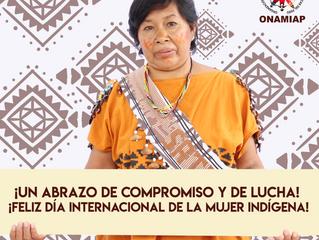 Día Internacinal de la Mujer Indígena