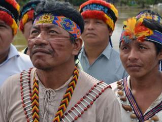 Perú debe suspender negociaciones sobre petróleo hasta tomar en cuenta derechos indígenas y contamin