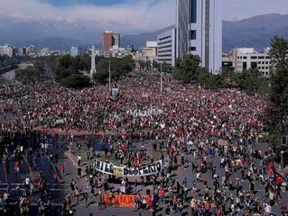 Misión Internacional de Observación llega a Chile