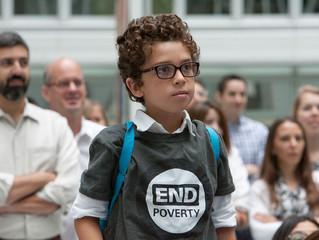 Diecisiete adolescentes latinoamericanos fueron elegidos  para luchar contra la pobreza infantil