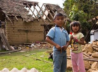La inversión en la infancia debe estar al centro de los esfuerzos de reconstrucción, señala UNICEF