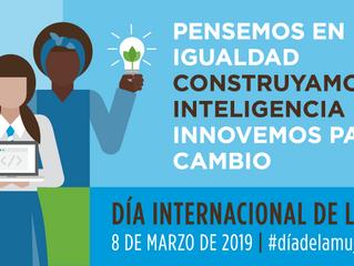 Día de la Mujer: Igualdad, inteligencia e innovación