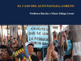 """""""Políticas estatales a favor de la industria extractiva sobre territorios indígenas"""" nueva"""
